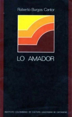 Lo Amador book cover